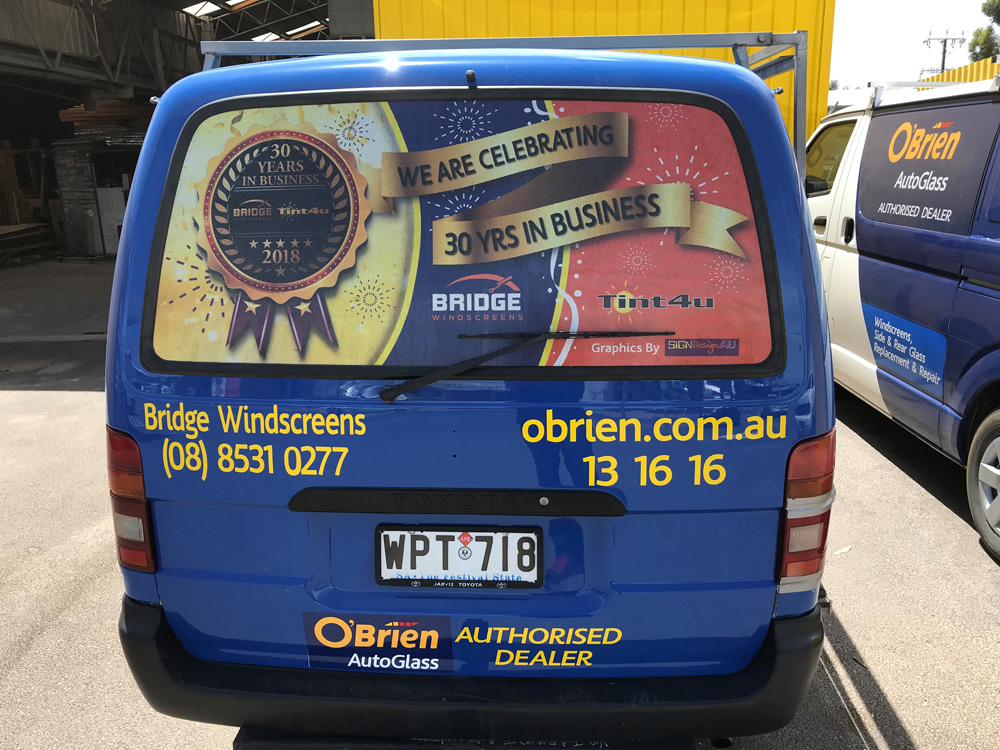 Tint4U Vehicle Wrap