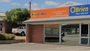 tinting for your shop front