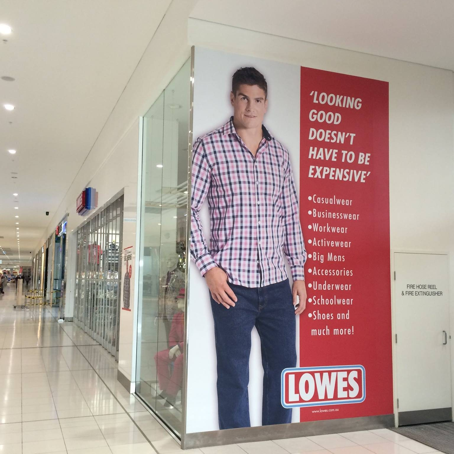Looking good doesn't have to be expensive. Make an impact with shopfront signage